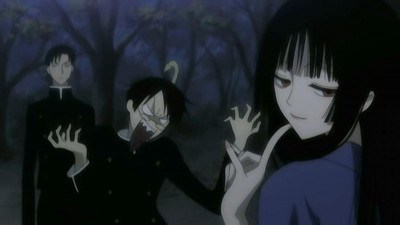 xxxHOLiC  - 02x13 Return Gift Screenshot