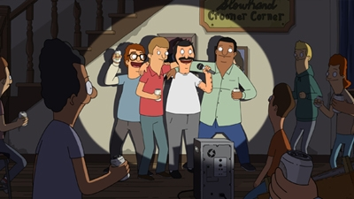 Bob's Burgers - 04x04 My Big Fat Greek Bob