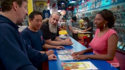 Comic Book Men - 03x06 Walt's Big Gamble