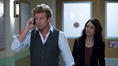 The Mentalist - 06x07 The Great Red Dragon