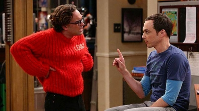 The Big Bang Theory - 07x08 The Itchy Brain Simulation
