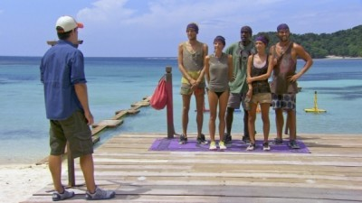 Survivor - 27x13 Blood vs. Water: Out On a Limb