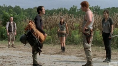The Walking Dead - 04x11 Claimed