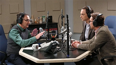 The Big Bang Theory - 07x10 The Discovery Dissipation
