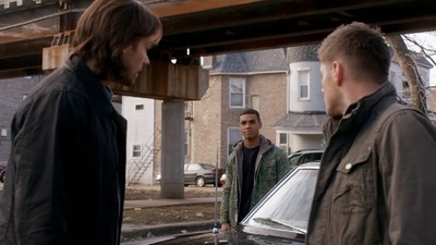 Supernatural - 09x20 Bloodlines