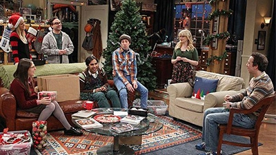 The Big Bang Theory - 07x11 The Cooper Extraction