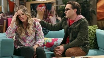 The Big Bang Theory - 07x12 The Hesitation Ramification