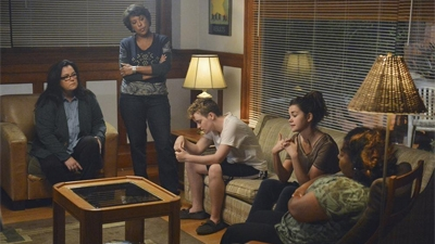 The Fosters - 01x12 House and Home