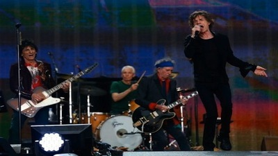 The Rolling Stones Return to Hyde Park: Sweet Summer Sun - 01x01 SPECIAL! Screenshot