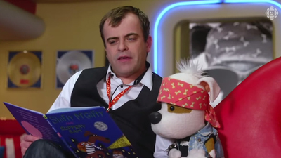 Bookaboo (UK) - 03x28 Shifty McGifty and Slipper Sam with Simon Gregson