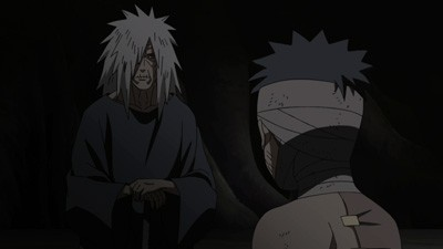 Naruto: Shippuden - 15x24 Obito and Madara