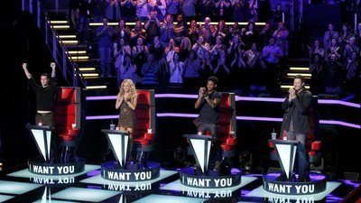 The Voice - 06x01 6th Season: The Blind Auditions Premiere