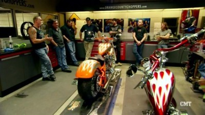 Orange County Choppers - 01x08 Bikes for Everyone! Screenshot