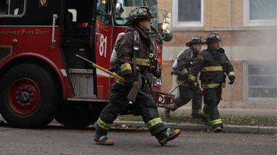 Chicago Fire - 02x12 Out With A Bang