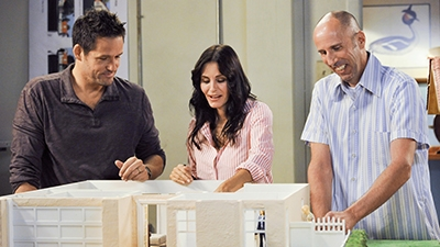 Cougar Town - 05x03 Depending On You
