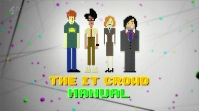 The IT Crowd (UK) - TV Special: The IT Crowd Manual Screenshot