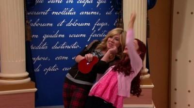 Sam & Cat - 01x22 #Lumpatious