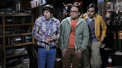 The Big Bang Theory - 07x14 The Convention Conundrum