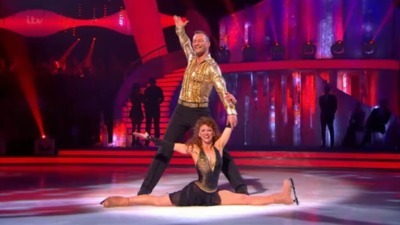 Dancing on Ice (UK) - 09x10 Series 9, Show 5 (Result)