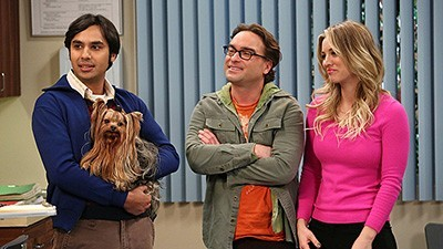 The Big Bang Theory - 07x15 The Locomotive Manipulation