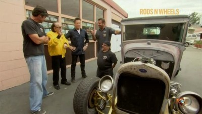 Rods N' Wheels - 01x02 Hollywood Hot Rod