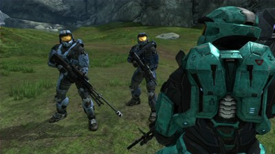 Red Vs Blue - 09x08 Shaking the Foundation
