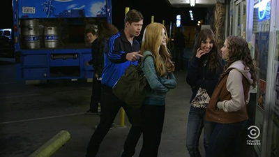 Workaholics - 04x08 Beer Heist