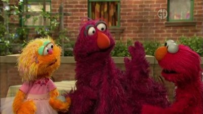 Sesame Street - 41x33 Telly the Tiebreaker (repeat of 4169)