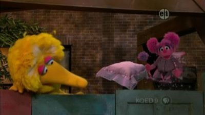Sesame Street - 41x38 Abby's First Sleep Over (repeat of 4177)