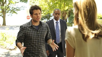 Psych - 08x10 The Break Up Screenshot