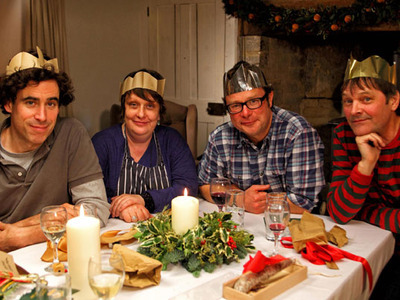 River Cottage Three Go Mad - 01x03 Christmas Screenshot