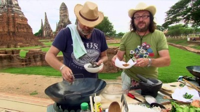 The Hairy Bikers' Asian Adventure (UK) - 01x02 Thailand