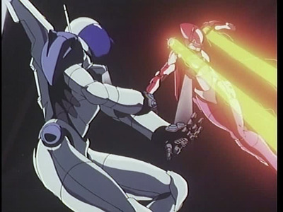 Bubblegum Crisis  - 02x03 Crash!: Meltdown Screenshot