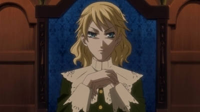 Black Butler - 01x16 His Butler, in an Isolated Castle