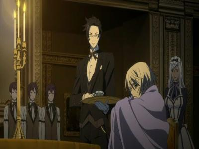 Black Butler - 0x06 The Tale of Will the Shinigami