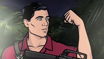 Archer - 05x07 Archer Vice: Smugglers' Blues