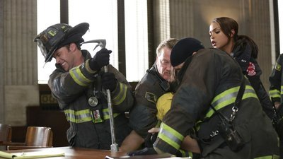 Chicago Fire - 02x15 Keep Your Mouth Shut