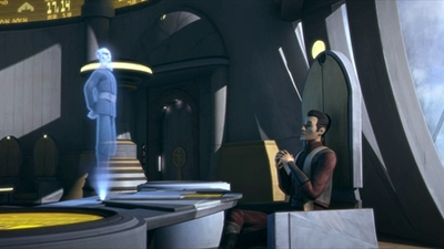 Star Wars: The Clone Wars - 06x07 Crisis At The Heart