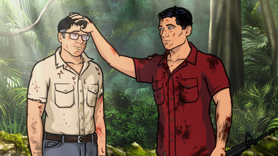 Archer - 05x08 Archer Vice: The Rules of Extraction