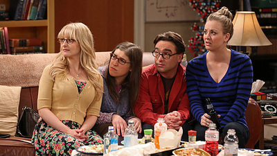 The Big Bang Theory - 07x18 The Mommy Observation