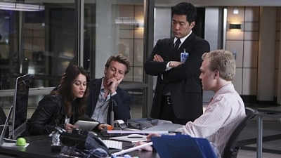 The Mentalist - 06x19 Brown Eyed Girls