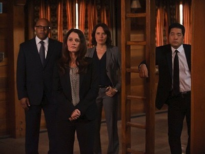The Mentalist - 06x18 Forest Green