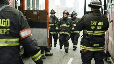 Chicago Fire - 02x17 When Things Got Rough