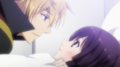 Tokyo Ravens - 01x24 To The Dark Sky: Calling the Dead Screenshot