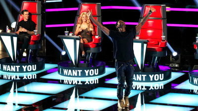The Voice - 06x05 The Blind Auditions, Part 5