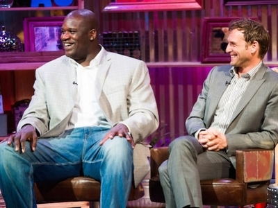 Watch what happens live 11x48 josh lucas shaquille o for Where does shaq live