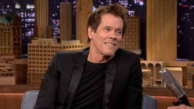 The Tonight Show Starring Jimmy Fallon - 01x25 Kevin Bacon, Jeff Musial, Ty Dolla $ign, Ann Wilson Screenshot