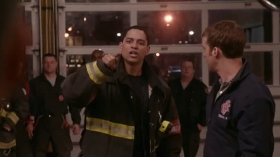 Chicago Fire - 02x19 A Heavy Weight