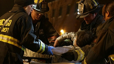Chicago Fire - 02x22 Real Never Waits