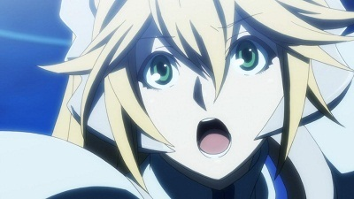 BlazBlue: Alter Memory - 01x12 The Price for the Future Screenshot